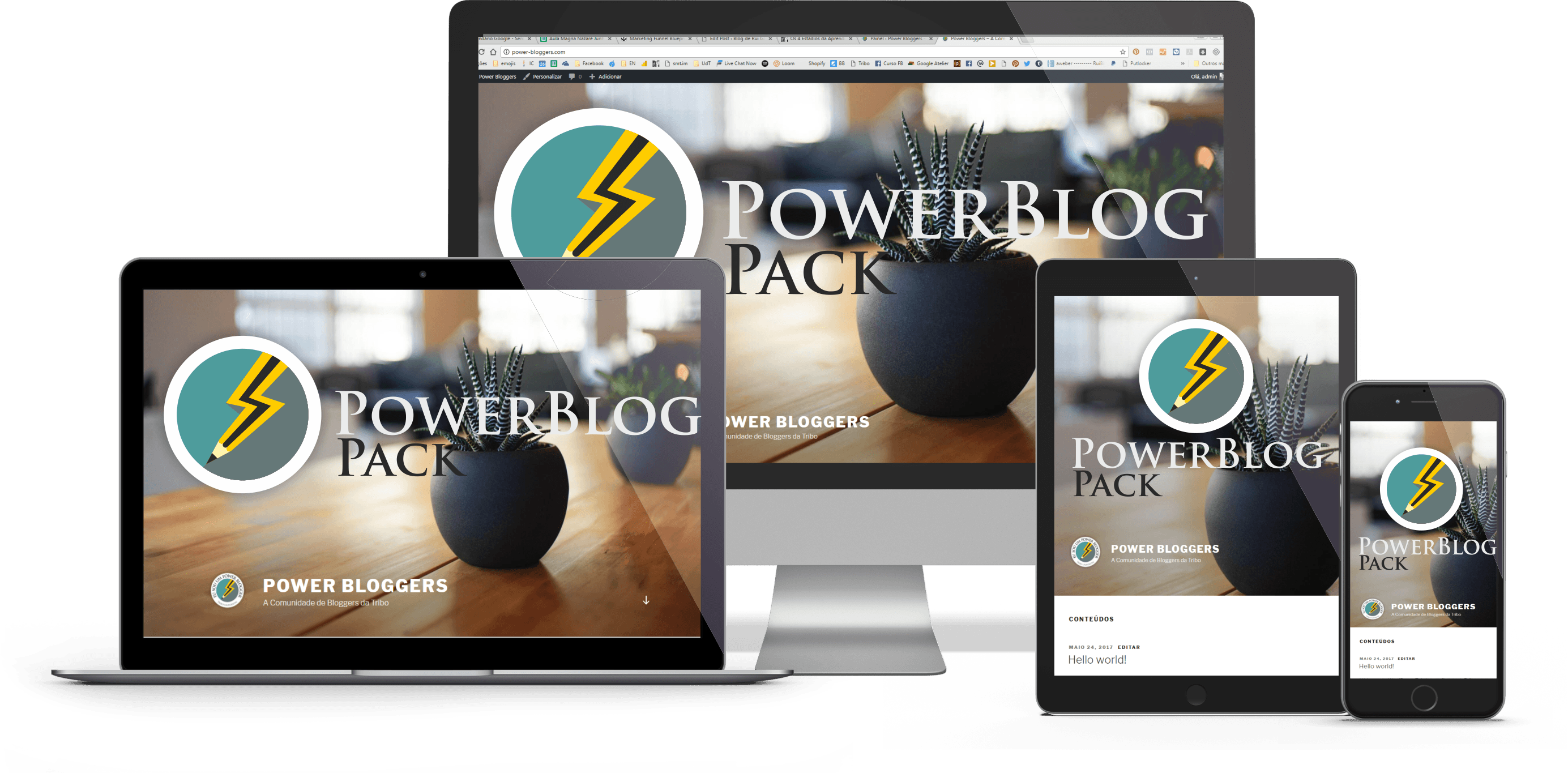 Power Blog Pack