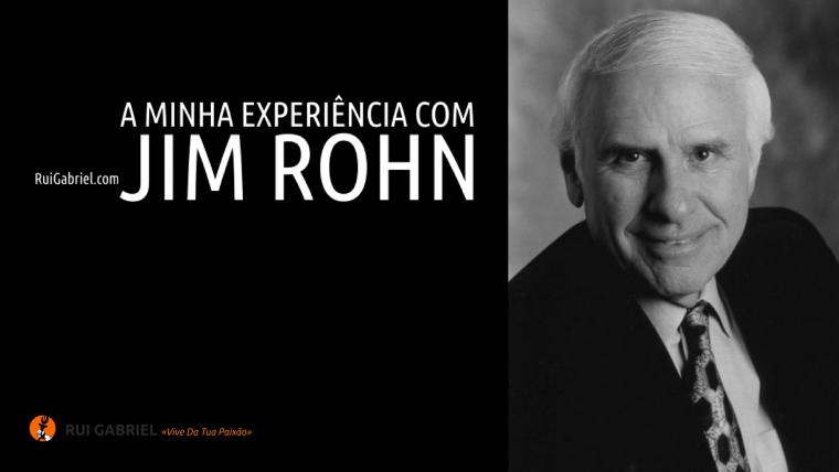 As 11 Lições Que Aprendi Com Jim Rohn