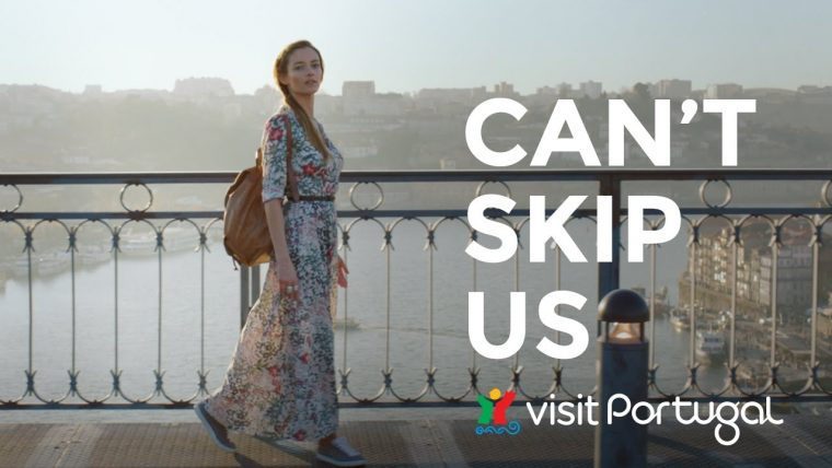 Lições da Campanha Viral do Turismo de Portugal: Can't Skip Freedom… Inspiration… New Beginnings…